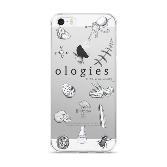 Ologies Logo iPhone 5/5s/Se, 6/6s, 6/6s+ Case