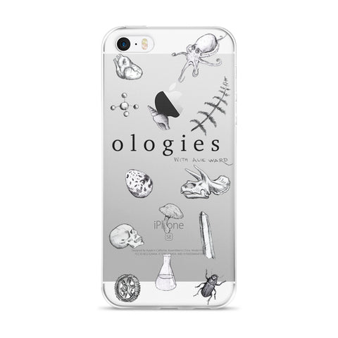 Ologies Logo iPhone 6/6s, 6/6s+ Case