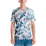 Selachimorphology (Sharks) VNeck Tee (Mens)