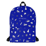 Ologies Navy Backpack