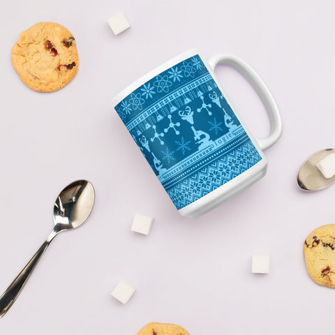 Ice Blues Better Sweater Mug