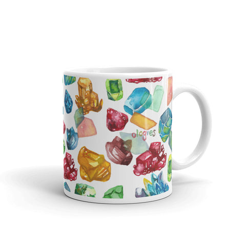 Gemology (Gems) Mug