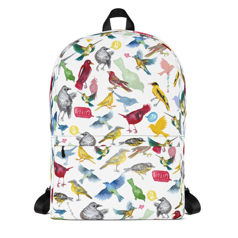 Ornithology (Birds) Backpack