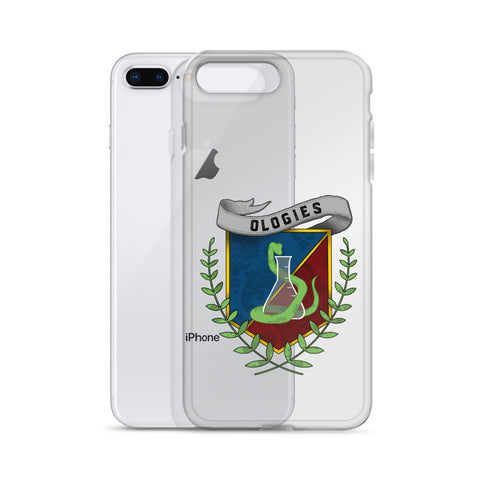 Ologies Crest iPhone Case