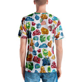 Gemology (Gems) VNeck Tee (Mens)
