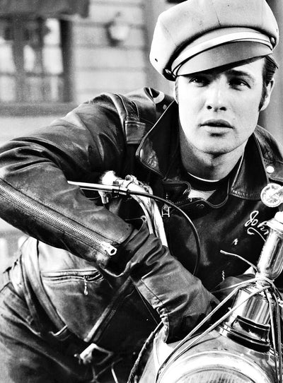 The Wild One: Marlon Brando