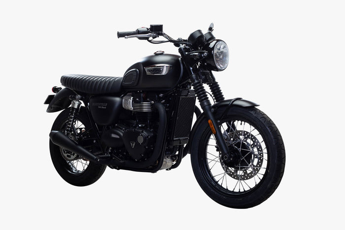 Bonneville T100 Black Custom