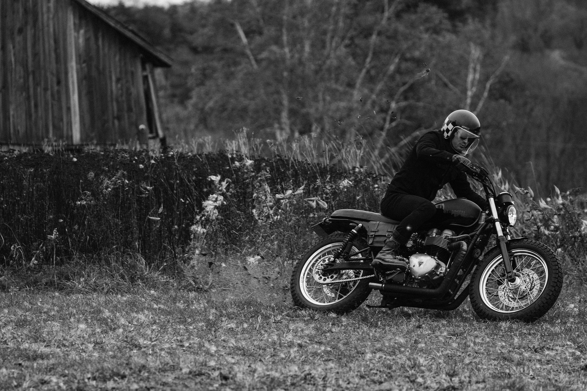 Triumph Motorcycle Parts and Accessories from British Customs