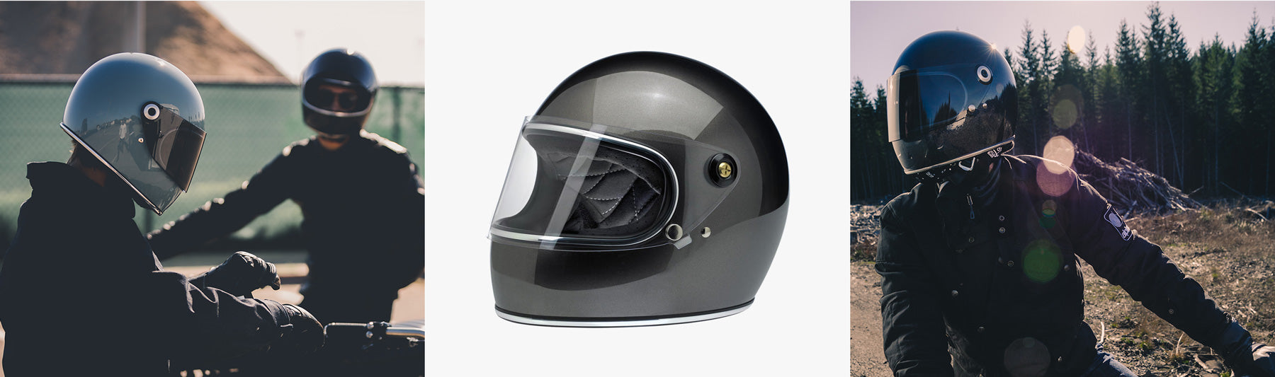 Biltwell Gringo S Helmet from British Customs
