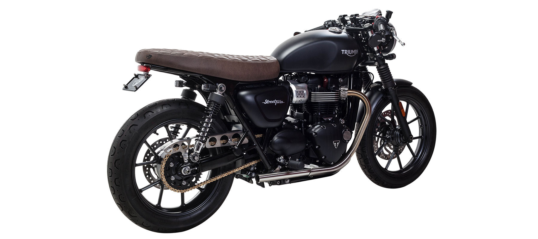British Customs Straight Pipe Performance Tips for Street Twin