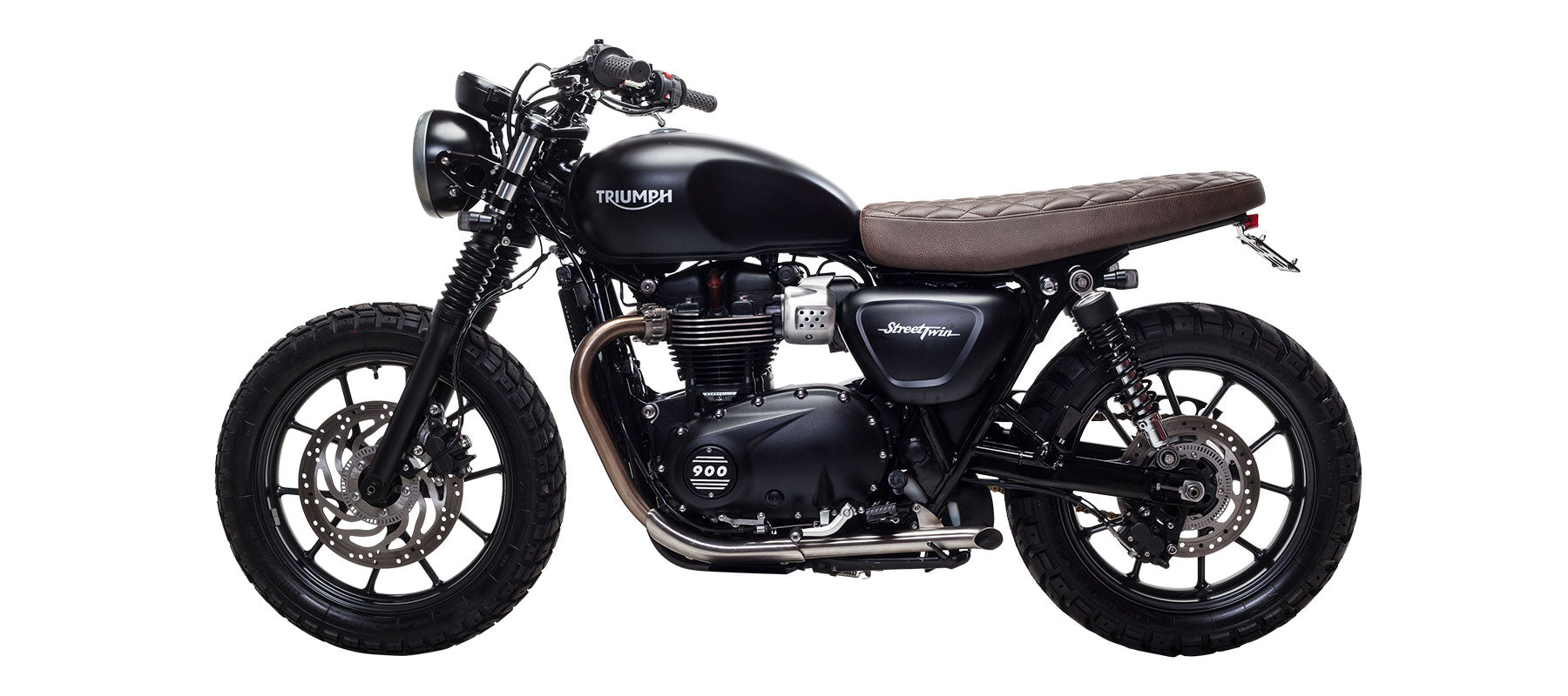 British Customs Turn Out Performance Tips for Street Twin