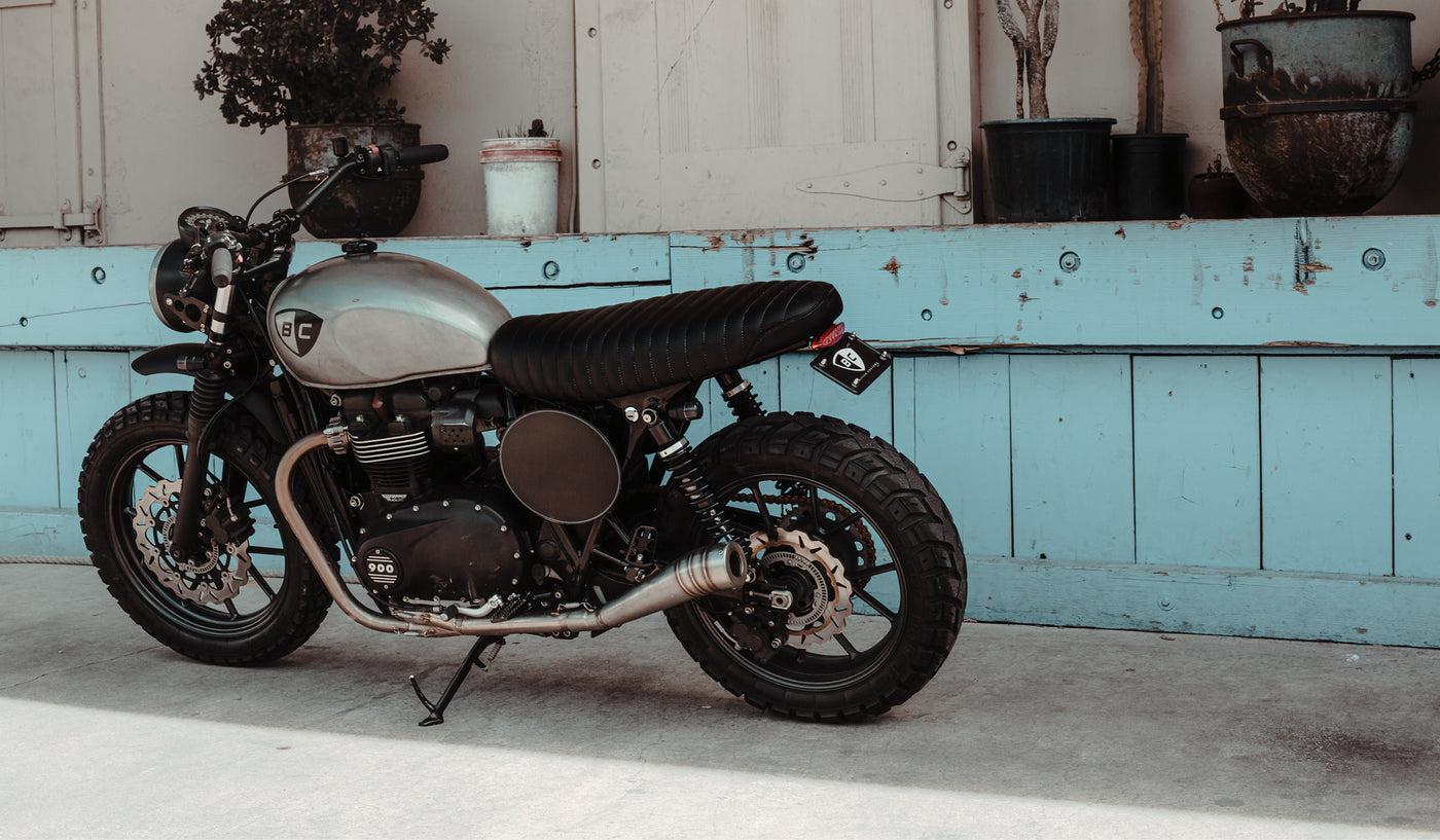 Triumph Street Twin Parts And Accessories British Customs