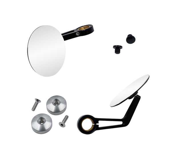 Motogadget Cafe Mirror Kit - 7/8 Inch