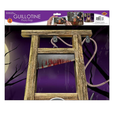 Guillotine Photo Prop (Case of 6)