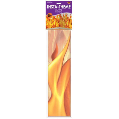 Flame Backdrop (Case of 6)