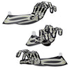 3-D Skeleton Hands, party supplies, decorations, The Beistle Company, Halloween, Bulk, Holiday Party Supplies, Halloween Party Supplies, Halloween Party Decorations, Miscellaneous Halloween Party Decorations