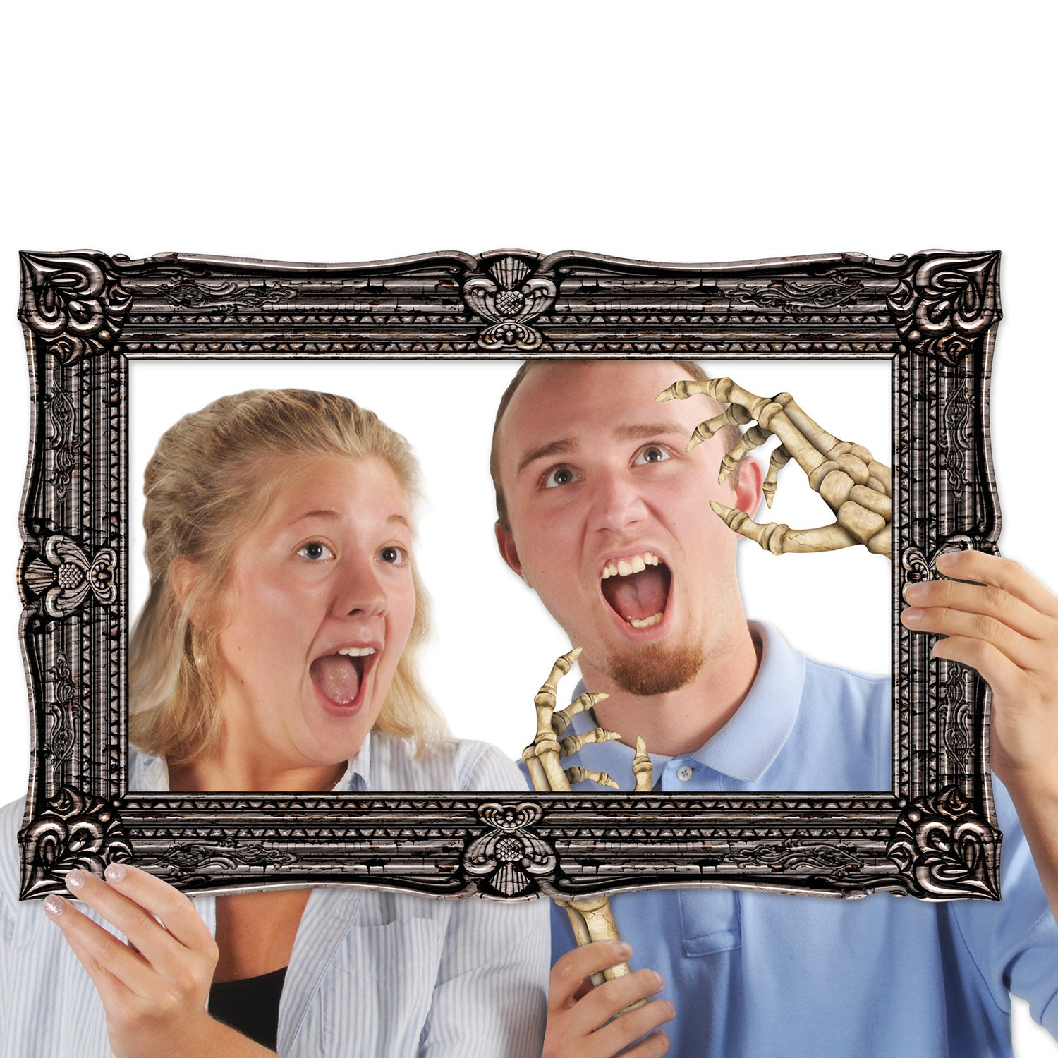 12ct beistle halloween photo fun frame bulk party supplies halloween photo fun frame party supplies decorations the beistle company halloween jeuxipadfo Images