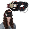 Skeleton Hand Mask, party supplies, decorations, The Beistle Company, Halloween, Bulk, Holiday Party Supplies, Halloween Party Supplies, Halloween Stuff to Wear
