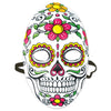 Day Of The Dead Mask, party supplies, decorations, The Beistle Company, Day of the Dead, Bulk, Holiday Party Supplies, Day of the Dead Decorations