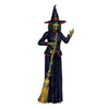 Jointed Witch, party supplies, decorations, The Beistle Company, Halloween, Bulk, Holiday Party Supplies, Halloween Party Supplies, Halloween Party Decorations, Halloween Party Cutouts