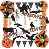 28 Piece Halloween Trimorama
