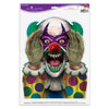 Scary Clown Peeper Cling (Pack of 12)