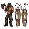 Halloween Party Supplies - Executioner & Skeleton Props