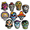 Mini Day Of The Dead Cutouts