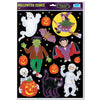 Halloween Party Supplies - Halloween Character Clings