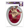 Halloween Party Supplies: Hand Toilet Topper Peel 'N Place Clings