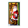 Christmas Santa Door Cover