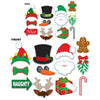 Christmas Photo Fun Signs, party supplies, decorations, The Beistle Company, Winter/Christmas, Bulk, Holiday Party Supplies, Christmas Party Supplies, Christmas Party Decorations, Christmas Props