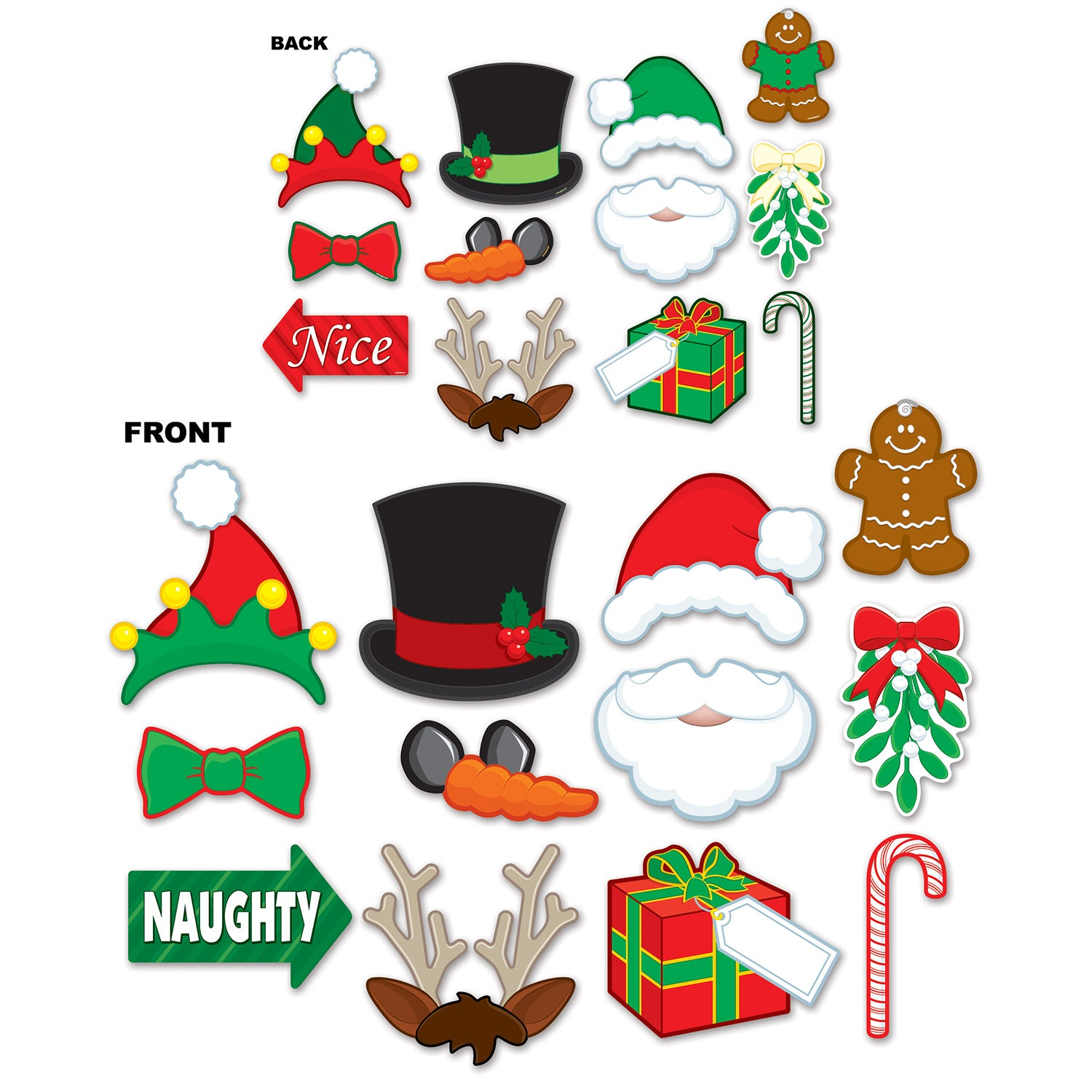 christmas photo fun signs party supplies decorations the beistle company winter