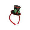 Caroler Headband, party supplies, decorations, The Beistle Company, Winter/Christmas, Bulk, Holiday Party Supplies, Christmas Party Supplies, Christmas Stuff to Wear