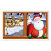 Santa Insta View Christmas Prop Decoration