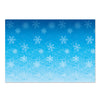Frozen Snowflakes Backdrop Decoration