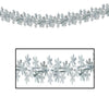 Snowflake Garland/Column Decoration