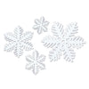 Christmas Sparkle Snowflake Decoration