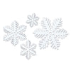 Christmas Sparkle Snowflakes Decoration