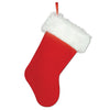 Christmas Plush Christmas Stocking 15''
