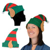 Christmas Felt Elf Hat with Ears