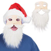 Santa Mask, party supplies, decorations, The Beistle Company, Winter/Christmas, Bulk, Holiday Party Supplies, Christmas Party Supplies, Christmas Stuff to Wear
