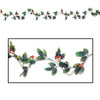 Christmas Holly & Berry Garland