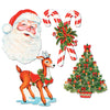 Christmas Packaged Christmas Cutout Decoration