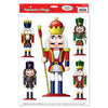 Nutcracker Clings Decoration