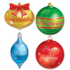 Christmas Ornament Cutout Decoration
