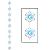Christmas Snowflake Stringer Decoration