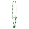 Beads with St Pat's Shot Glass & Banner Bead