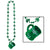 Shamrock Beads with Happy St Pat's Mug (12ct)