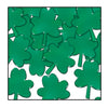 Fanci-Fetti Shamrocks - green